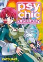 Psychic Academy 8 Manga
