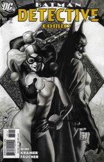 Batman - Detective Comics 831