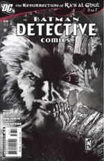 Batman - Detective Comics 838