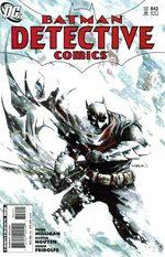 Batman - Detective Comics 842