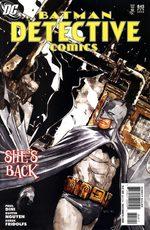 Batman - Detective Comics 845