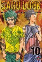 Saru Lock T.10 Manga