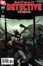 Batman - Detective Comics 870