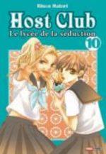 Host Club - Le Lycée de la Séduction 10 Manga