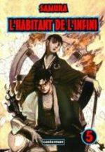 L'Habitant de l'Infini 5 Manga