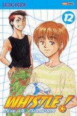 Whistle ! T.12 Manga