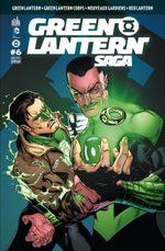 Green Lantern Saga # 6