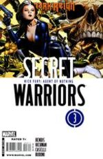 Secret Warriors # 3