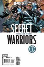 Secret Warriors # 5