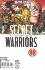 Secret Warriors # 6