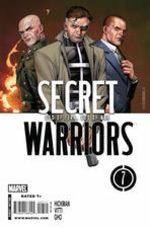 Secret Warriors # 7