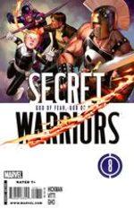 Secret Warriors # 8
