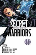 Secret Warriors # 9