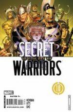 Secret Warriors # 10