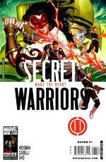 Secret Warriors # 11