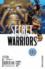 Secret Warriors # 12