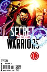 Secret Warriors # 13