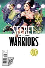 Secret Warriors # 14