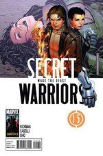 Secret Warriors # 15