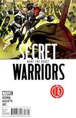 Secret Warriors # 16