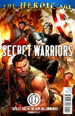 Secret Warriors # 17