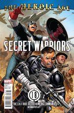 Secret Warriors # 18