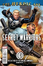 Secret Warriors # 19