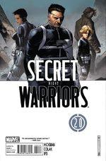Secret Warriors # 20
