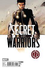 Secret Warriors # 22