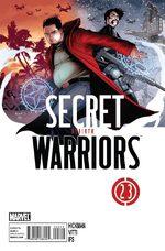 Secret Warriors # 23