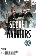 Secret Warriors # 24