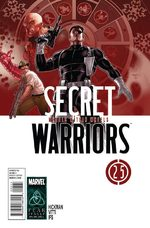 Secret Warriors # 25