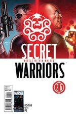 Secret Warriors # 26