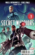 Secret Warriors # 28