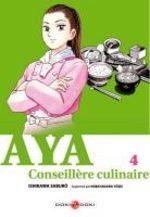 Aya, Conseillère Culinaire 4