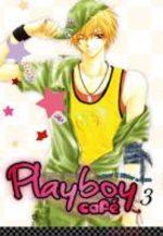 Playboy Café 3 Manga