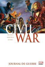 Civil War 4 Comics