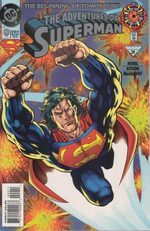 The Adventures of Superman # 0