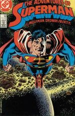 The Adventures of Superman # 435