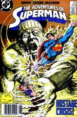 The Adventures of Superman # 443