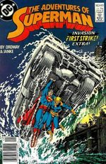 The Adventures of Superman # 449