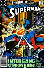 The Adventures of Superman 457