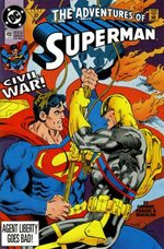 The Adventures of Superman 492