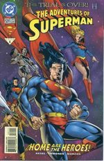 The Adventures of Superman 531