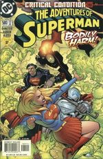 The Adventures of Superman 580