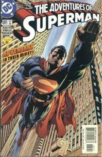 The Adventures of Superman 581