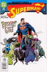 The Adventures of Superman 621