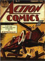 Action Comics # 9