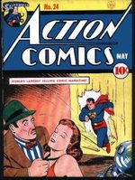 Action Comics # 24