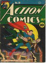 Action Comics # 26